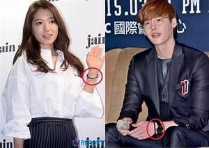 Netizens react to Lee Jong Suk and Park Shin Hye's dating news