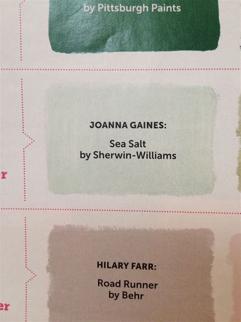 joanna gaines magnolia homes paint colors the color was