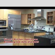 Simons Kitchen Appliances Commercial  Youtube