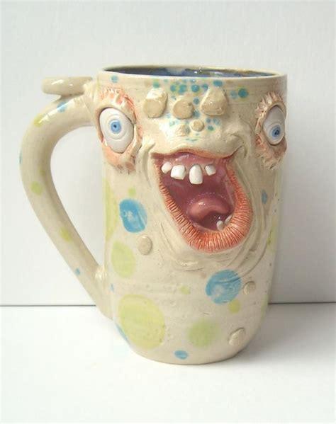 Start your own ugly mug cafe. Jean Cotton's Ugly Mugs - Neatorama