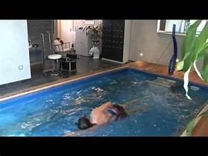 Pool Mit Gegenstromanlage : pooltrainer alternative zur gegenstromanlage youtube ~ Eleganceandgraceweddings.com Haus und Dekorationen