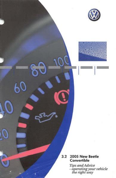 vehicle repair manual 2002 volkswagen cabriolet user handbook 2005 volkswagen beetle convertible owners manual in pdf