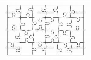 best photos of 24 piece puzzle template blank jigsaw With jigsaw puzzle template for word
