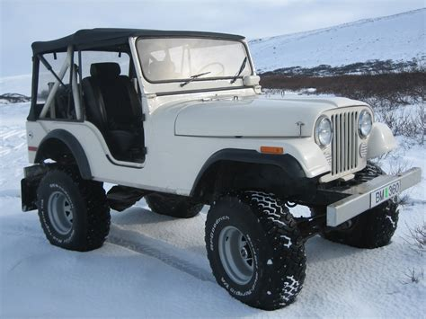 Asmundurs 1965 Jeep Cj5 Specs, Photos, Modification Info