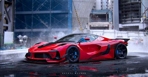 Ferrari Laferrari Fxxk With A Twist!
