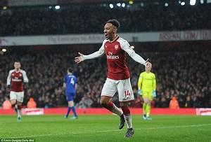 Arsenal 5-1 Everton: Aubameyang marks debut with goal ...