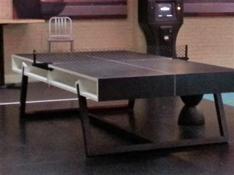 homemade ping pong table ping pong table craft and diy ideas pinterest