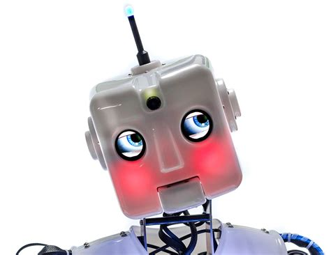 Robothespian, The Acting Humanoid Robot