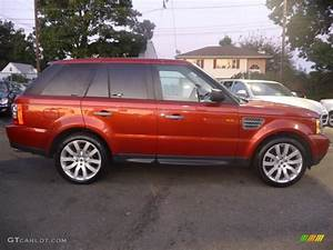 Rimini Red Metallic 2006 Land Rover Range Rover Sport Supercharged Exterior Photo  55094425
