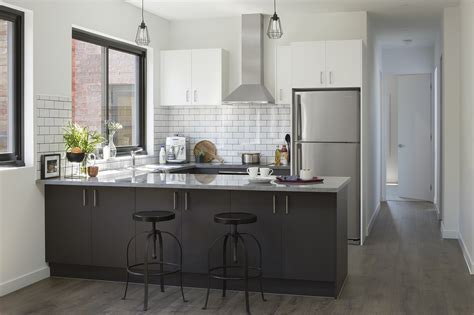 apartment living   kitchen inspiration and ideas