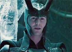 Tom/Loki Smile Gif Spam - [danimarie]