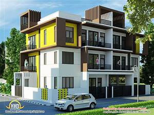 Modern, Contemporary, Home, Elevations