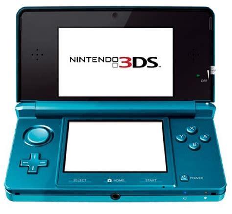 3d Ds Console by Nintendo Shows 3d Ds The Register