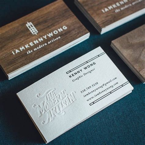 ply wood cotton business cards  behance  images