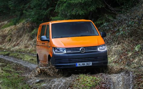 Volkswagen Caravelle 4k Wallpapers by ダウンロード画像 フォルクスワーゲントランスポーター T6 4k Offroad Vw T6 オレンジ
