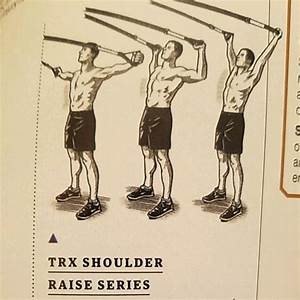 Trx Shoulder Raise Series - Exercise How-to