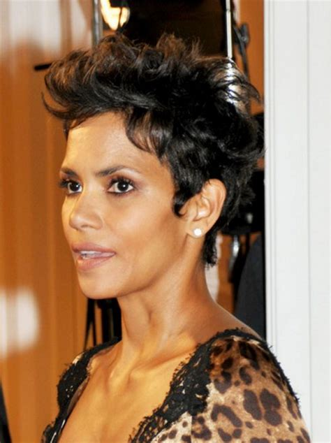 short sassy haircuts for black women