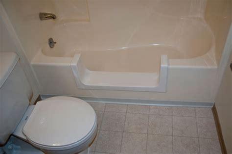 Bathtub With Steps by Step Bathtubs Home Improvement