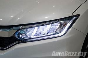 2017 Honda City 1 5l Facelift With Full Led Headlamps And