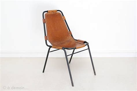 chaise perriand les arcs 1960s set of four chairs chosen by perriand at 1stdibs