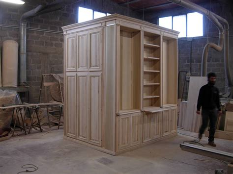 Parete Ingresso - parete angolare ingresso legnoeoltre