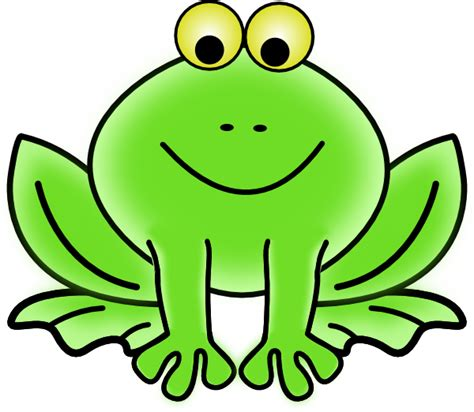 Frogs Clipart Frog 9 Clip At Clker Vector Clip