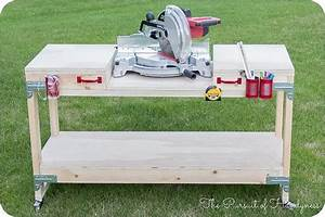 #DreamItBuildIt Project: DIY Miter Saw Stand - DIY Done Right