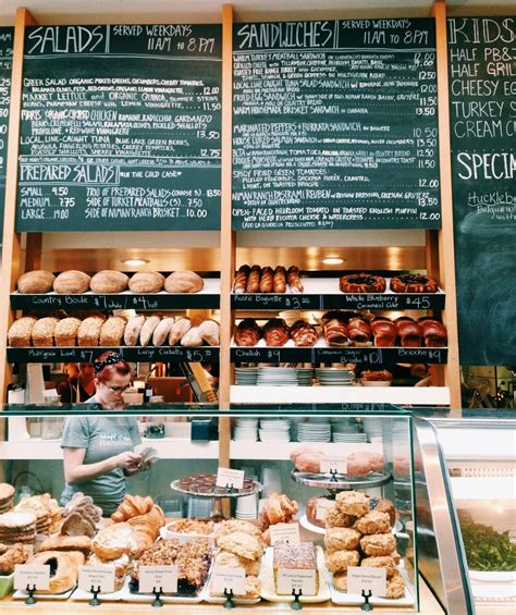 You may have a lot of great ideas of just. STEPS FOR AN EXTRAORDINARY 48 HOURS IN L.A. (AND A FEW IN O.C.)   Cafe food, Bakery cafe, Bakery ...