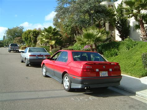 1991 Alfa Romeo 164 by 1991 Alfa Romeo 164 164 Pictures Information And