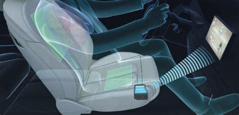 faurecia siege automobile un siège auto massant qui détecte la fatigue au volant
