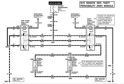 1998 Ford F 150 Power Window Wiring Diagram by Could You Send Me A Wiring Diagram For Power Window