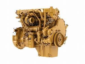 New C13 Acert U2122 Tier 4 Interim Engine For Sale