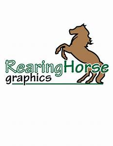 Rearing Horse Logo by cloud-strife-is-mine on DeviantArt