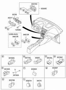 Hyundai Accent Jack Assembly