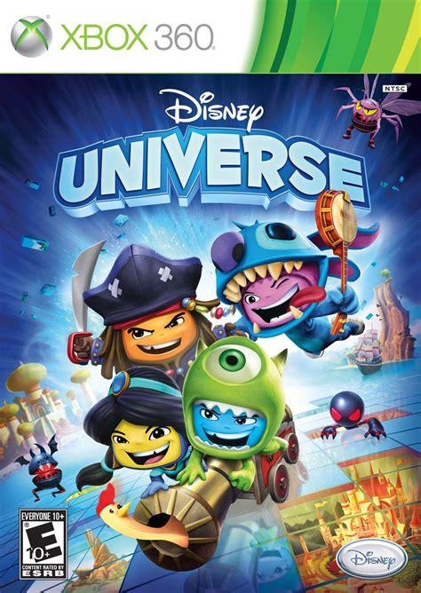 xbox video games disney universe xbox 360 ign