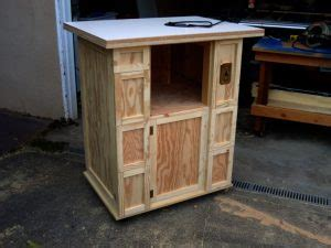 build  router table woodworking  mere mortals