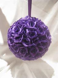 Deep Purple Wedding Decorations