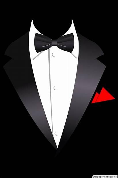 Tuxedo Clipart Wallpapers Tie Tux Background Clip