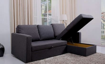 L Shape Sofa Beds by L Shaped Sofa Bed Grabone