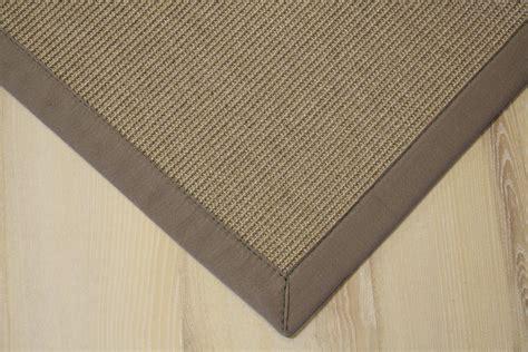 teppich stein sisal teppich salvador mit bordüre creme stein 300x400 cm