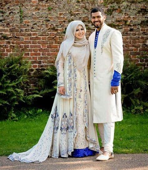 model baju muslim bahan sari india perancang kain sari hijab gaun pernikahan