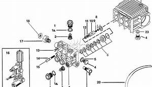 30 Honda Pressure Washer Parts Diagram