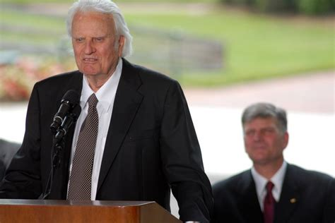 News of Jerome Brown's death broke during Billy Graham's ...