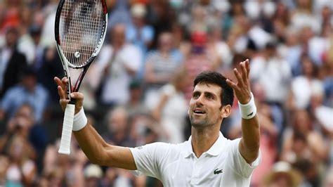 Wimbledon 2018; Djokovic v Nadal suspended; women's final start time
