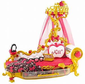 Ever After High Apple White Doll FAINTING COUCH Dorm Bed ...