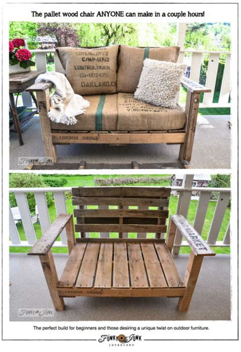diy pallet ideas  projects   easy