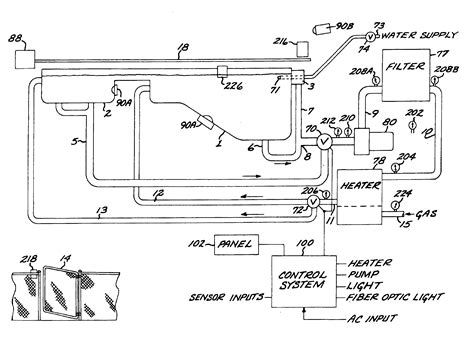 Wiring Diagram For Inground Pool by Inground Swimming Pool Plumbing Diagrams Wiring Diagram