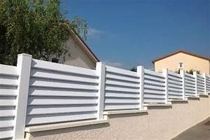 Cloture Pvc En Kit : fabricant cloture pvc portail pvc gamme cloture pvc ~ Melissatoandfro.com Idées de Décoration