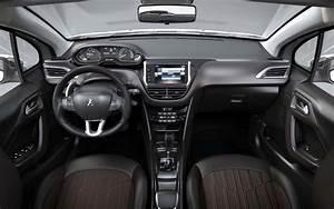 Peugeot 2008 Boite Automatique Essence : peugeot 2008 crossway interior mega autos ~ Medecine-chirurgie-esthetiques.com Avis de Voitures