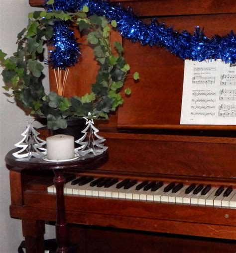 free stock photos rgbstock free stock images piano christmas decorations tacluda